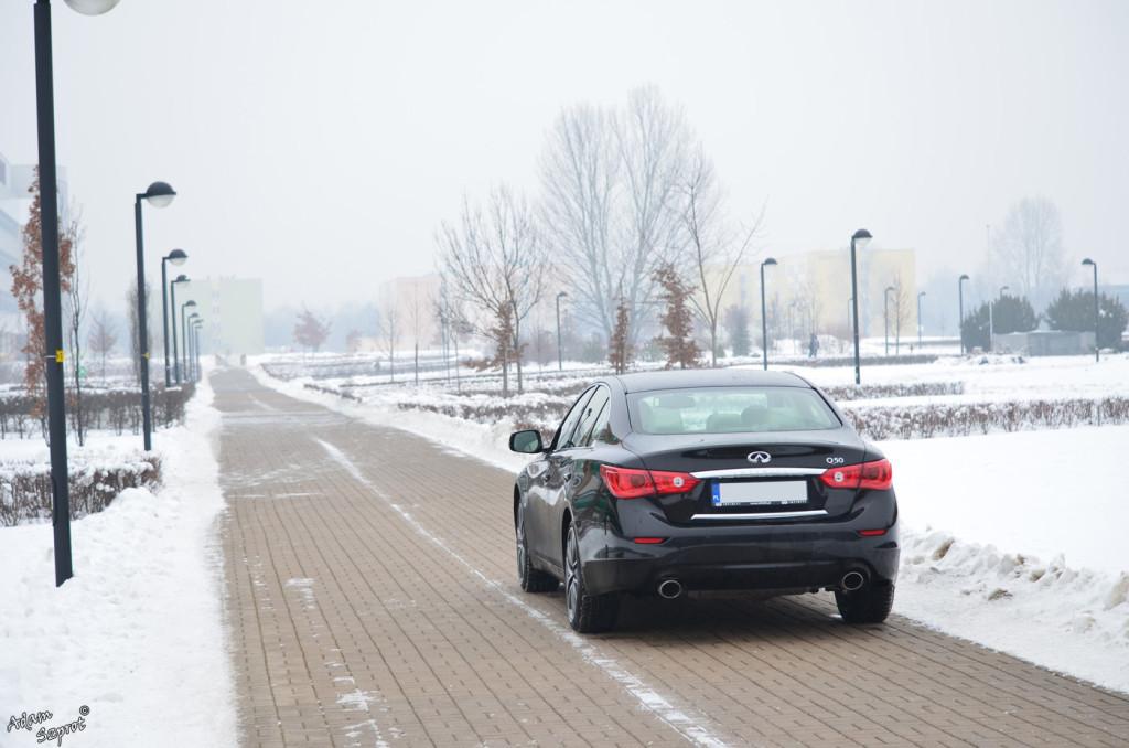 Infiniti Q50 - serwis blog motoryzacyjny - artykuły o samochodach