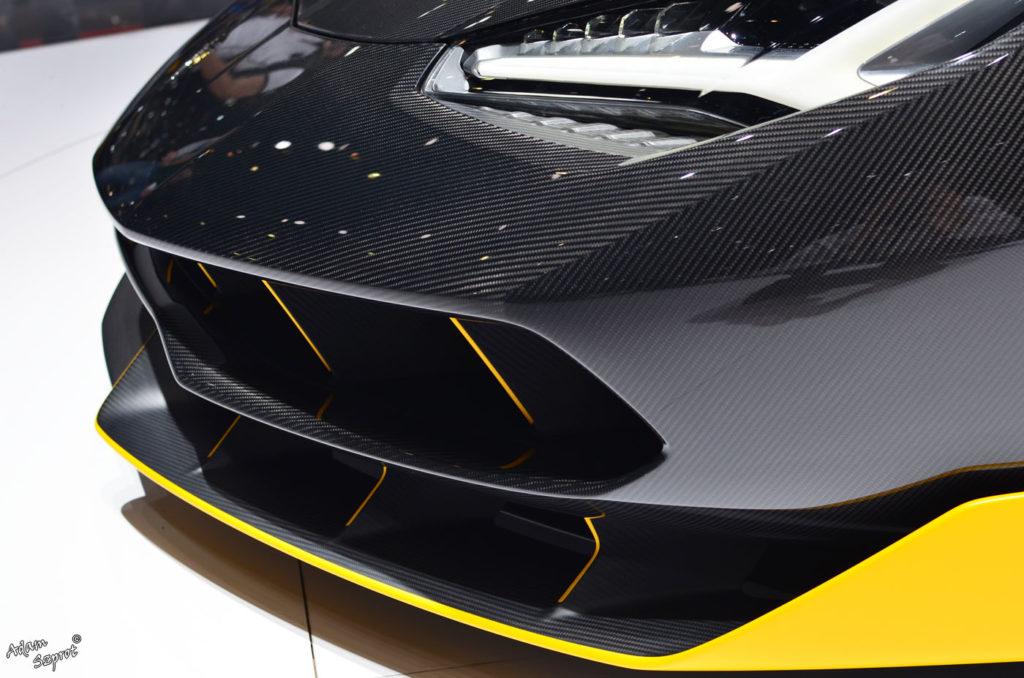 Premiera Lamborghini Centenario LP770-4, przód, front, serwis motoryzacyjny, blog motoryzacyjny, premiery samochodów