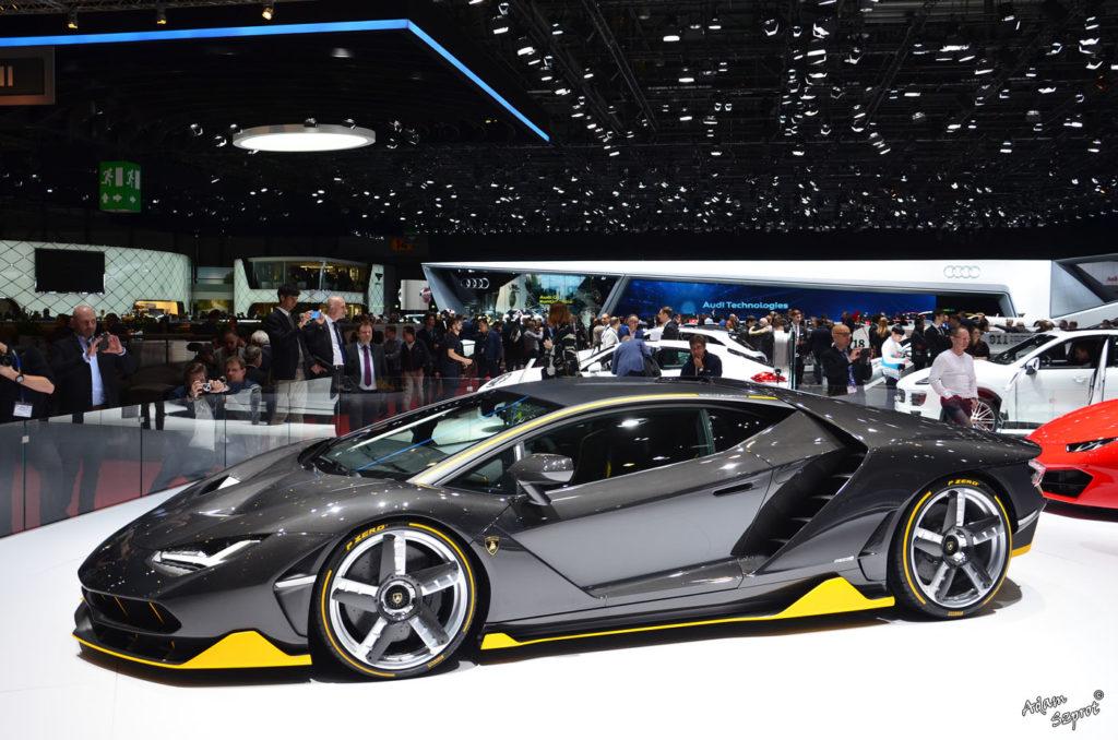 Premiera Lamborghini Centenario LP770-4, ciekawy serwis motoryzacyjny o supersamochodach.