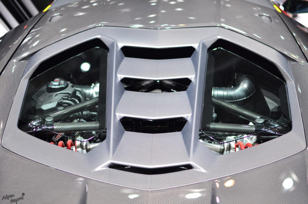 Premiera Lamborghini Centenario LP770-4, silnik, V12, blog o samochodach, serwis z autami, premiery, koncepty, artykuły, wydarzenia motoryzacyjne.