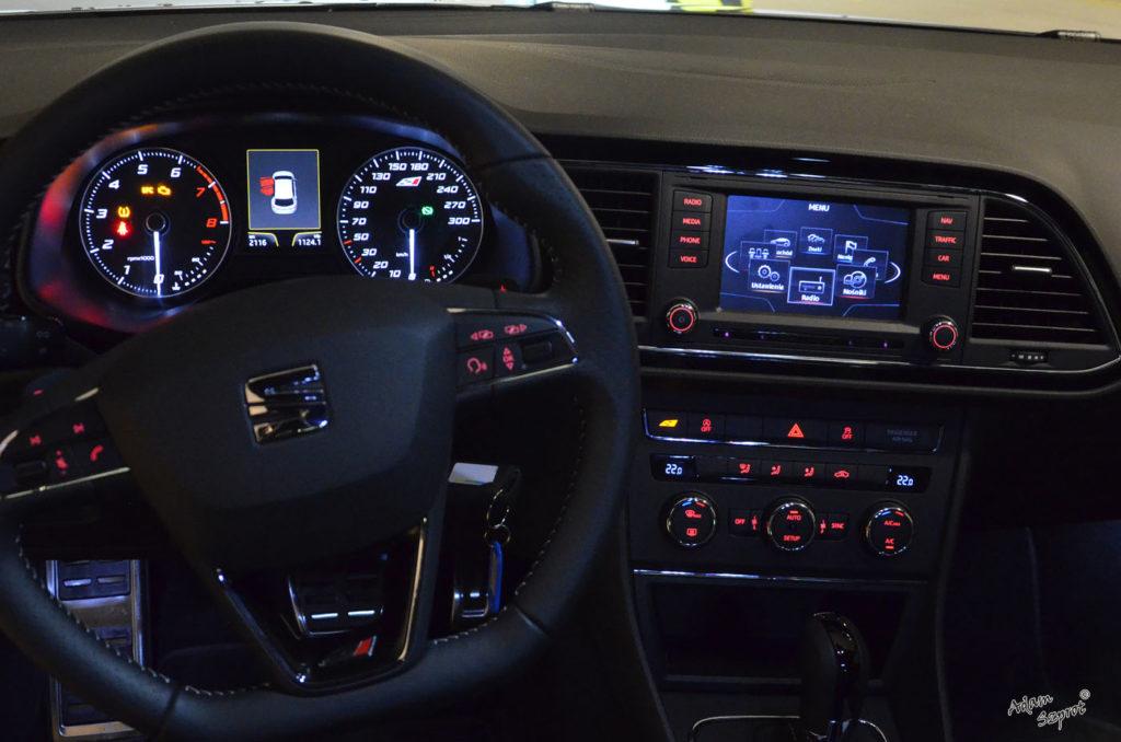 Seat Leon Cupra ST, blog motoryzacyjny, portal o samochodach, cupra 280, testy motoryzacyjne, premiery motoryzacyjne, test seata leona cupra st combi