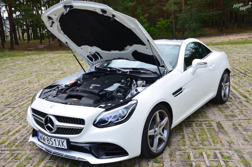 Dzień z Mercedesem - Mercedes-Benz SLC300, slk, mercedes test, opis mercedesa slc, blog motoryzacyjny, blog o samochodoach, opisy super auta, podóże z motoryzacją, blog.