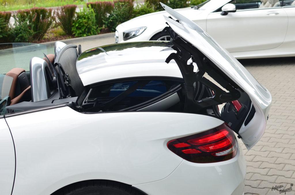 Dzień z Mercedesem - Mercedes-Benz SLC300, slk, mercedes test, opis mercedesa slc, blog motoryzacyjny, blog o samochodach, opisy super auta, podróże z motoryzacją, blog.