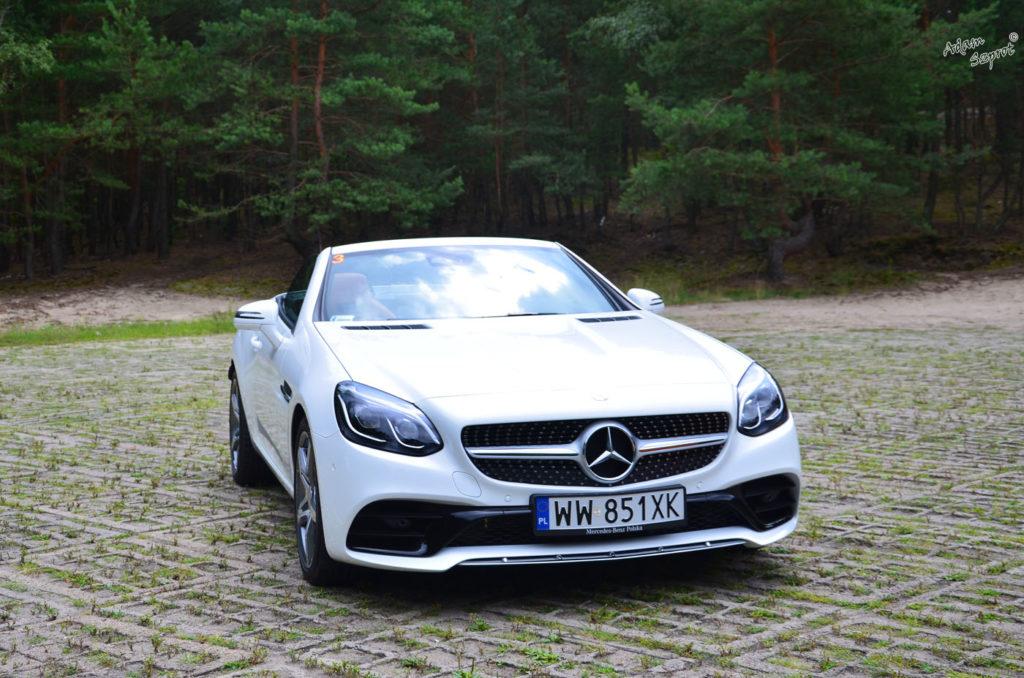 Dzień z Mercedesem - Mercedes-Benz SLC300, test mercedesa SLC, SLK, testy samochodów, blog motoryzacyjny, opisy superaut, strona motoryzacyjna, test mercedes, witryna z autami, premiery motoryzacyjny, strona o motoryzacji, testy, targi, podróże motoryzacyjne.