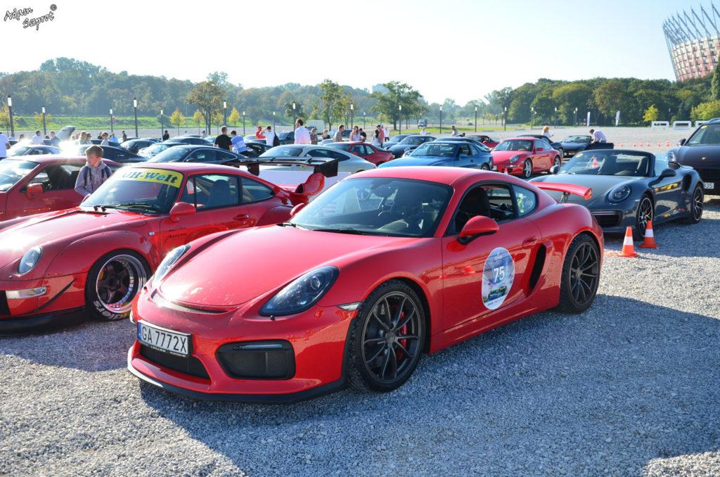 Porsche Parade 2016, blog o motoryzacji, wydarzenia motoryzacyjne, testy samochodów, porsche boxster, porsche cayman, kawalkada porsche.