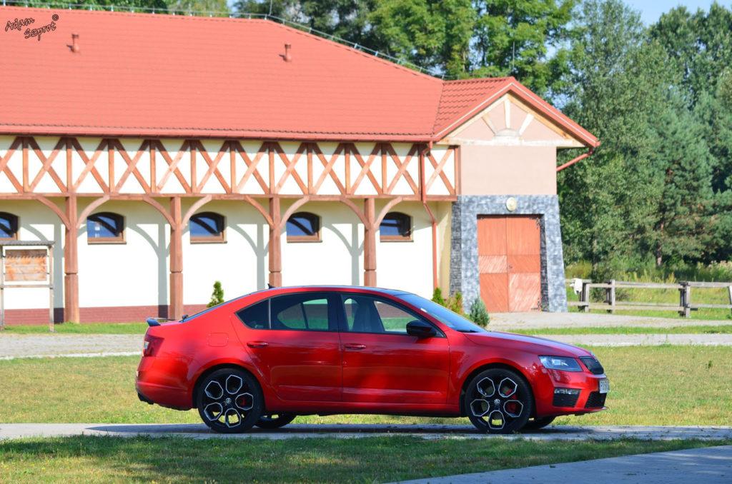 Skoda Octavia RS230, testy samochodów, witryna motoryzacyjna, blog motoryzacjny, opisy aut, strona o motoryzacji