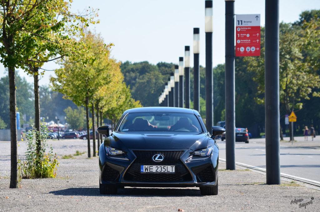 Test samochodu Lexus RC F, blog o samochodach i autach, strona motoryzacyjna, testy samochodów, super-auta, serwis motoryzacyjny.