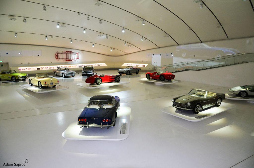 Wystawa samochodów Maserati na 100-lecie marki - blog / strona motoryzacyjn
