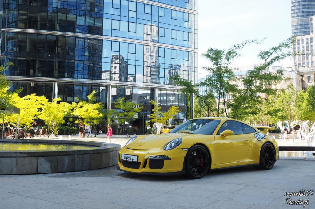 Kawa i samochody 27.05.2015 by DaftCafe, Porsche GT3, blog motoryzacyjny