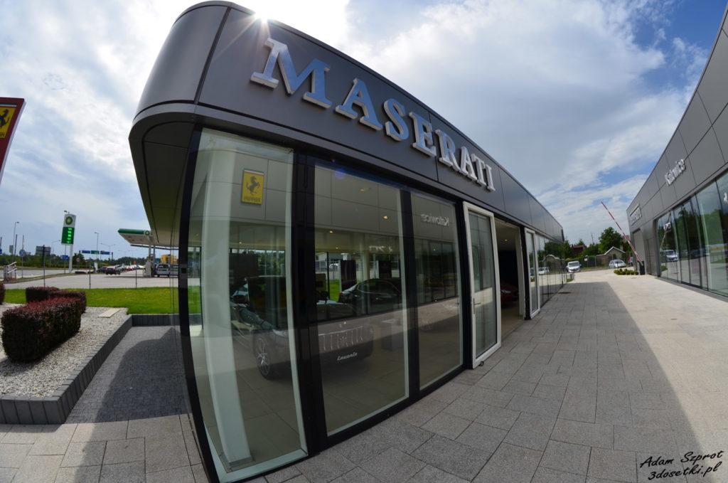 Z wizytą w Maserati Pietrzak - strona o motoryzacji