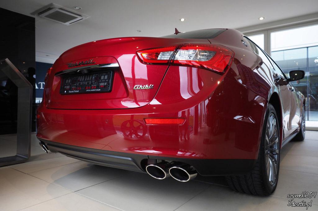 Maserati Ghibli, portal o super-samochodach