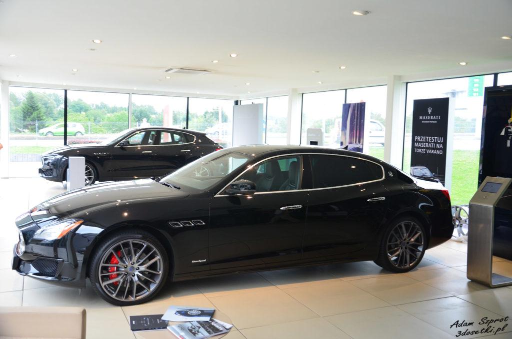 Maserati Quattroporte, samochody, przygody motoryzacyjne