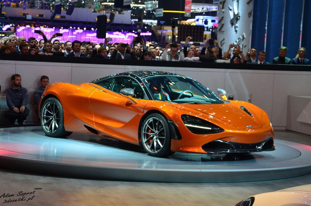 McLaren 720S - prawdopodobny hit sprzedaży McLarena w Polsce