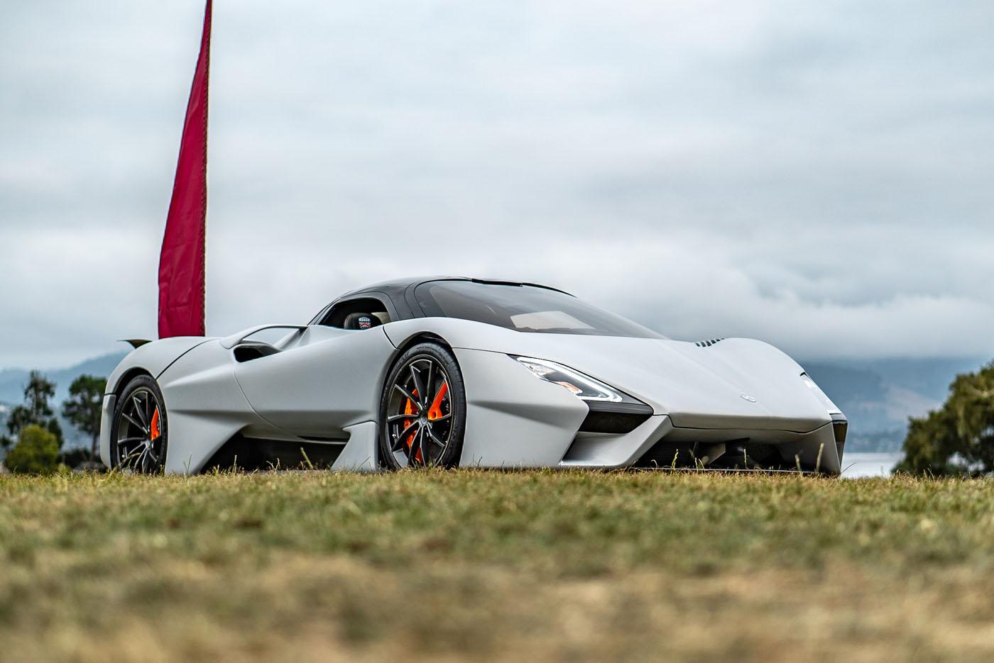 SSC Tuatara - najszybszy samochód świata