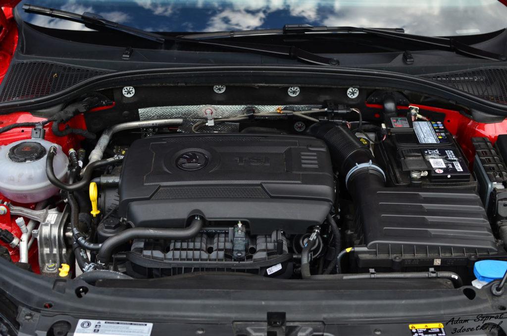 Silnik o mocy 245 KM w nowej Skodzie Octavii