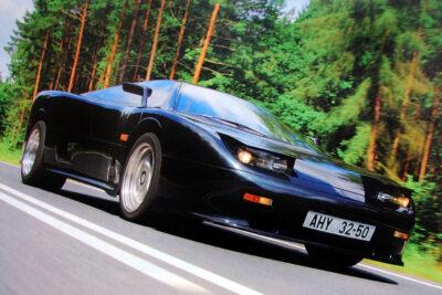 Super auto, którego się nie spodziewałeś – Tatra MTX