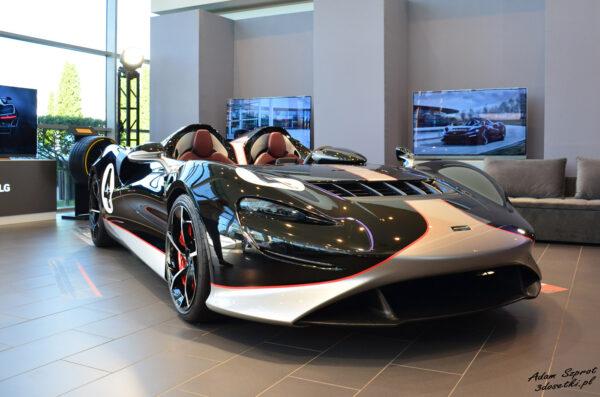 McLaren Elva – premiera najbardziej ekskluzywnego McLarena na świecie