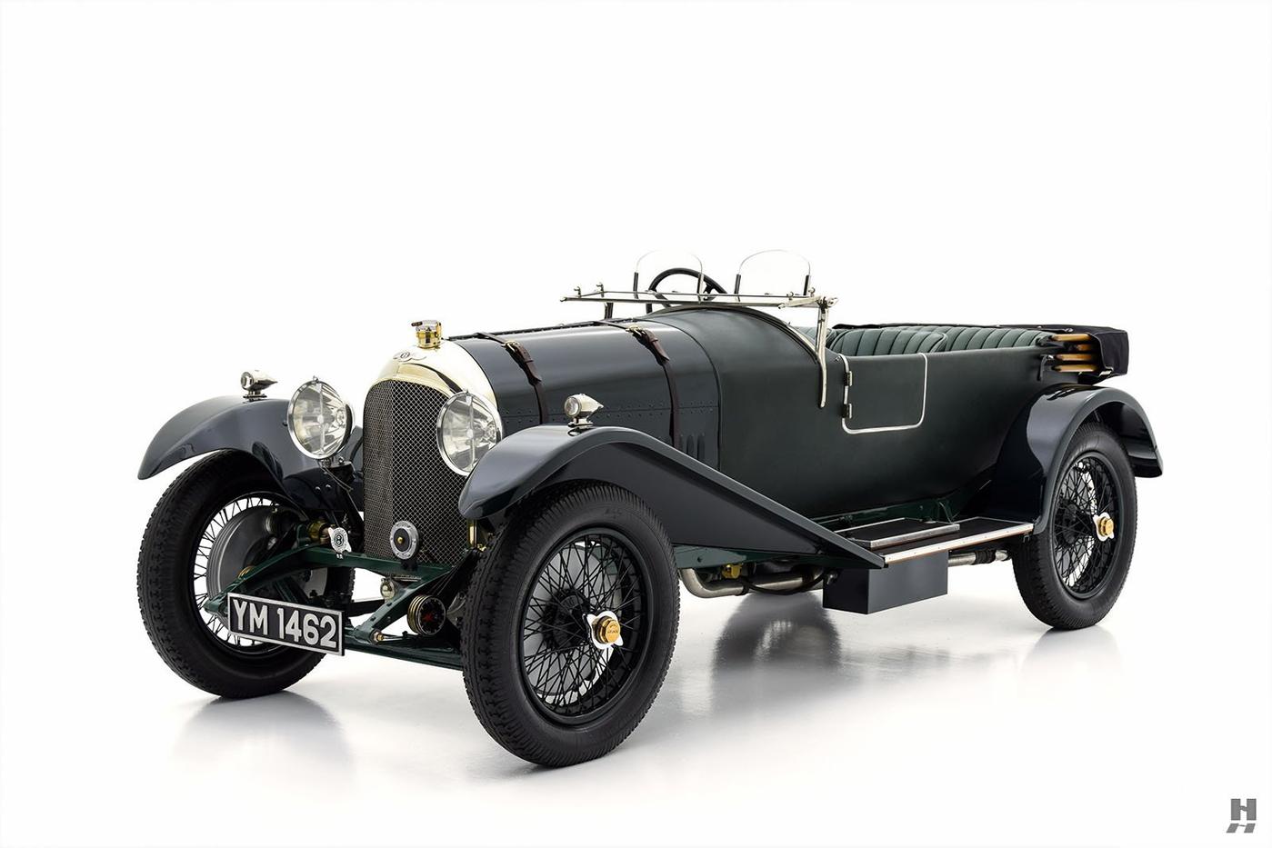 Historia Bentleya - Bentley 3-Litre