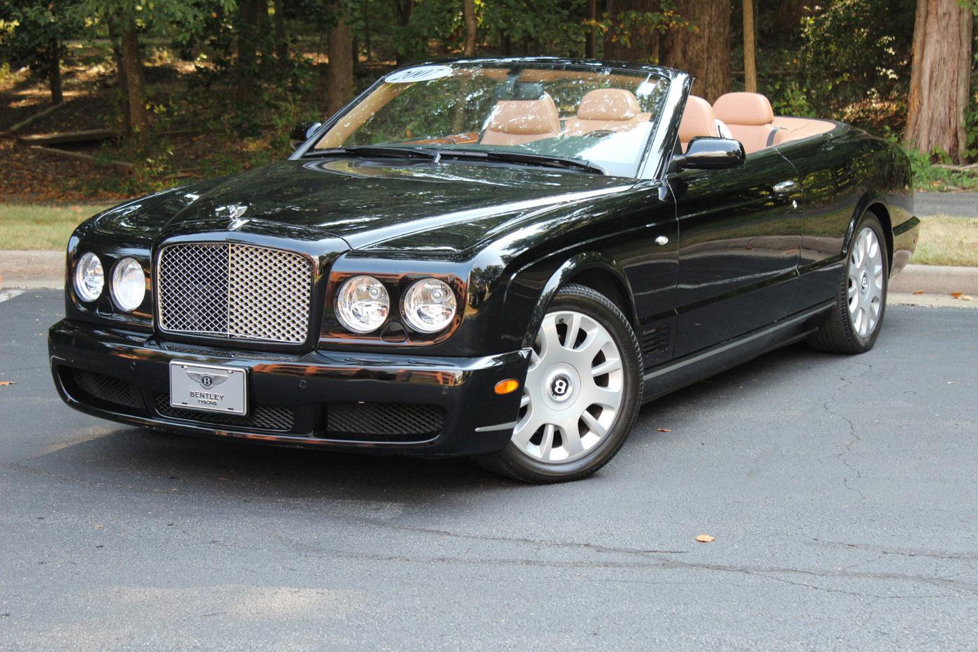 Historia Bentleya - Bentley Azure