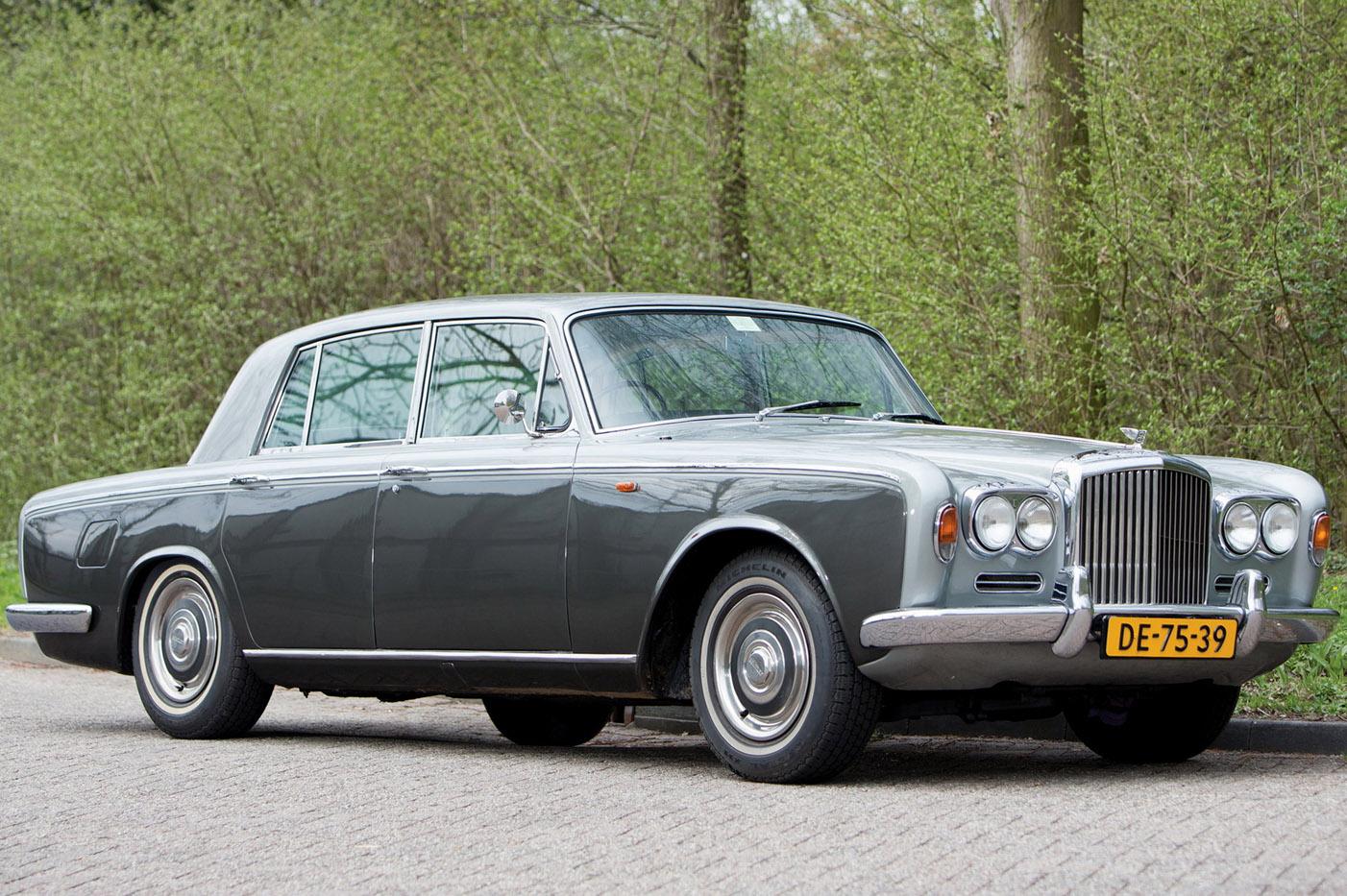 Historia Bentleya - Bentley T1