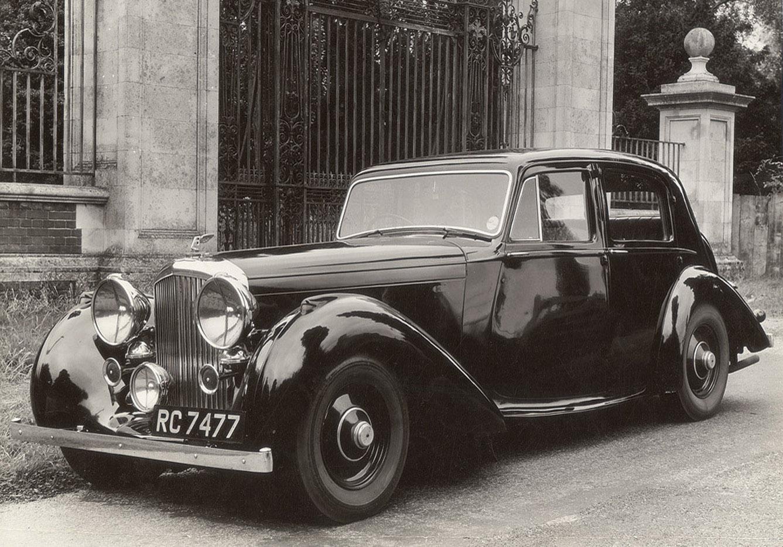 Historia Bentleya - Mark V