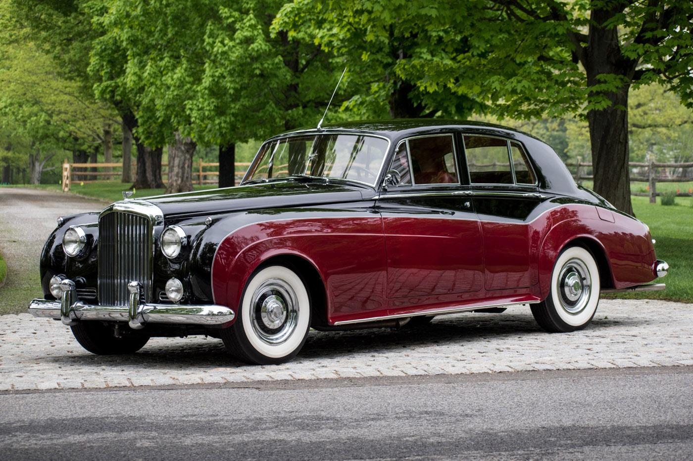 Historia Bentleya - Bentley S1