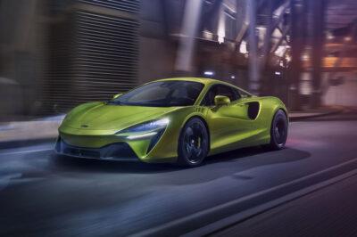 McLaren Artura – pierwsza seryjna hybryda marki