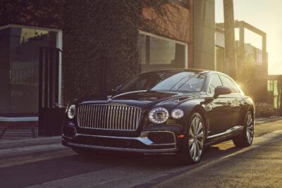 Bentley Flying Spur – dla kierowcy i dla oligarchy