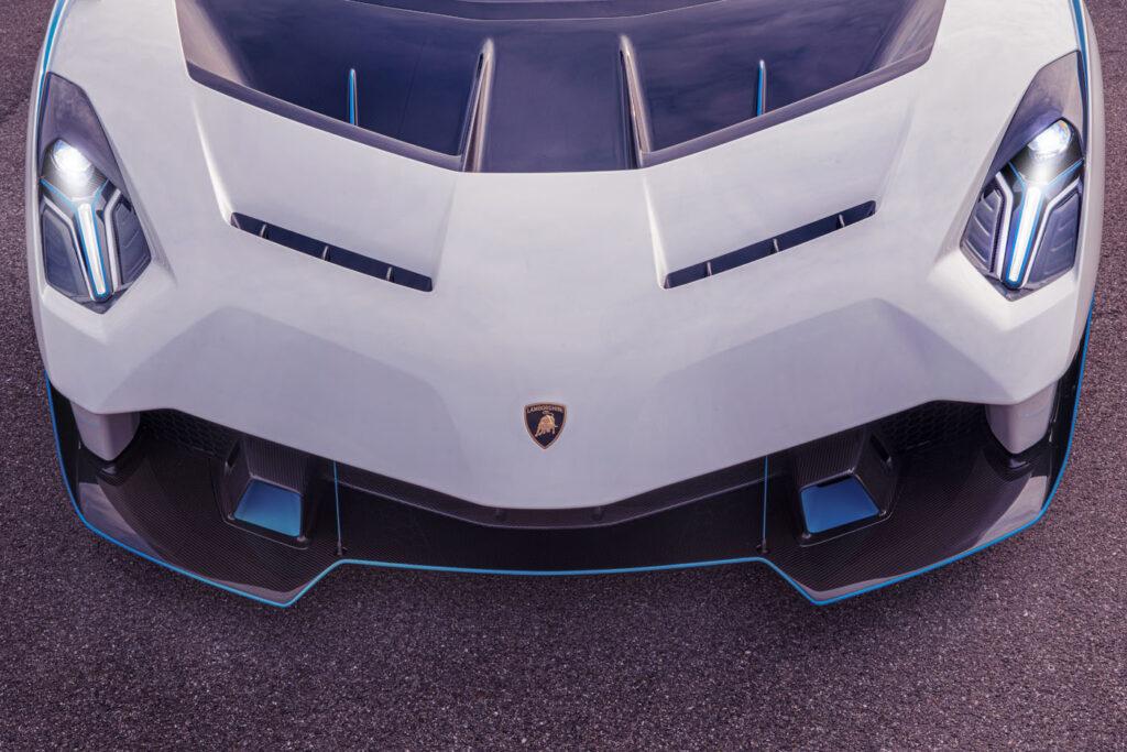 Lamborghini SC20 maska