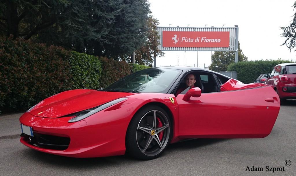 Ferrari Italia 1