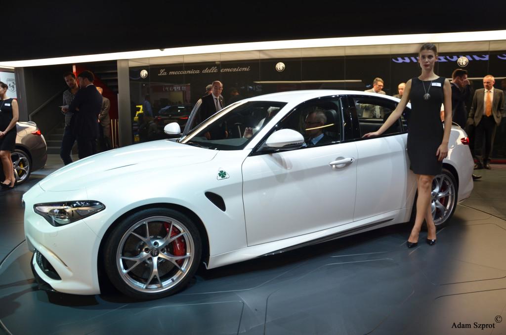 Alfa Romeo Giulia - premiera - 3dosetki.pl