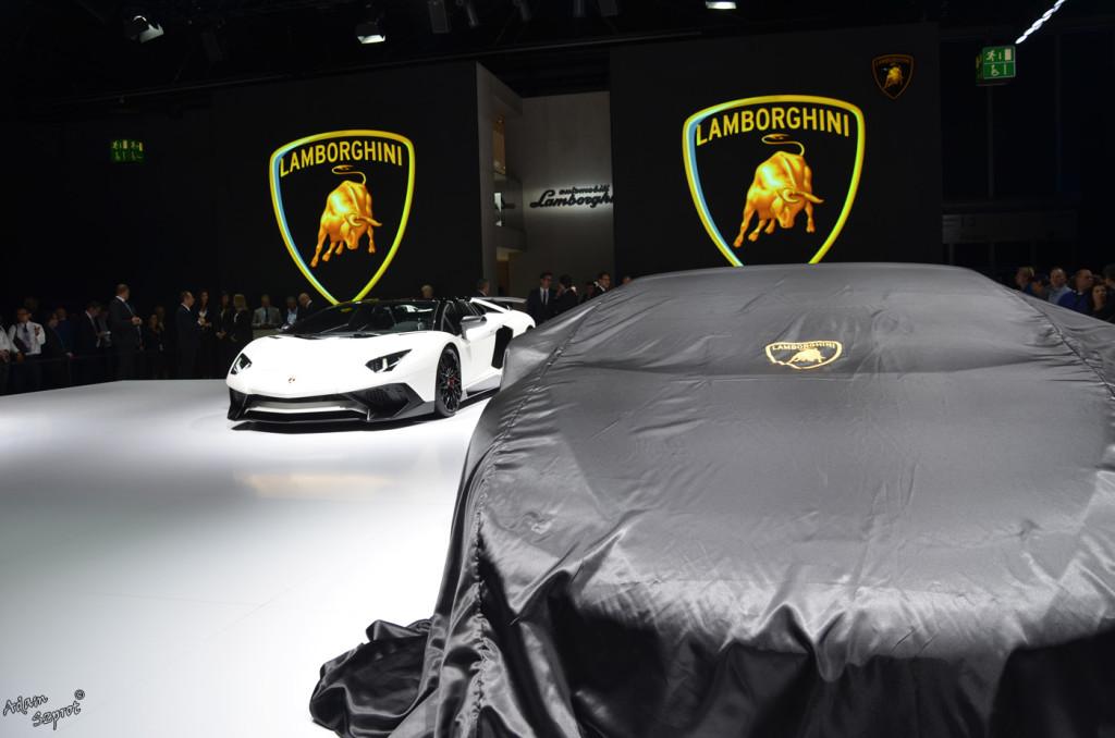 Lamborghini Huracan Spyder - premiera - 3dosetki.pl