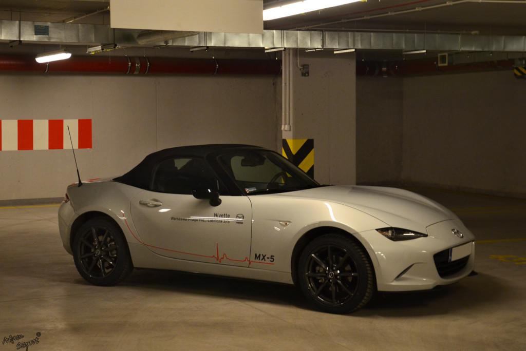 Mazda MX-5 - 3dosetki.pl - ciekawa strona o motoryzacji
