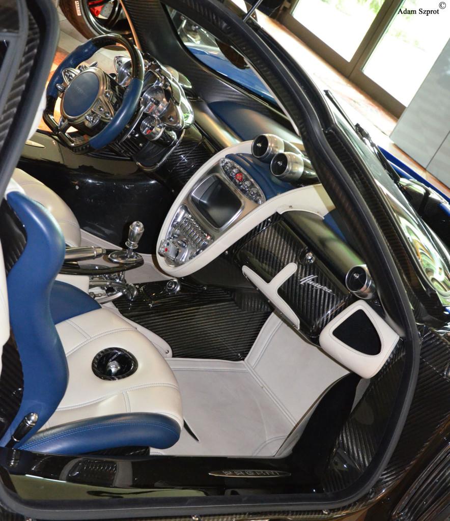 Z wizytą w Pagani Automobile - Pagani Huayra - 3dosetki.pl - ekscytująca motoryzacja