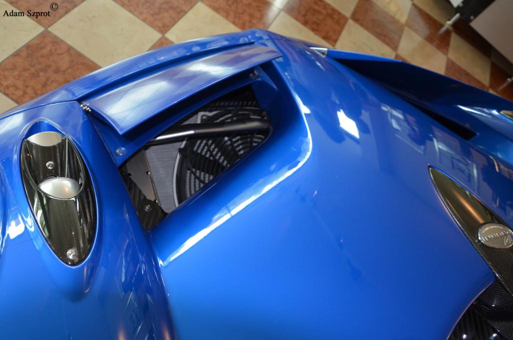 Z wizytą w Pagani Automobile - Pagani Huyara - 3dosetki.pl - inna witryna motoryzacyjna