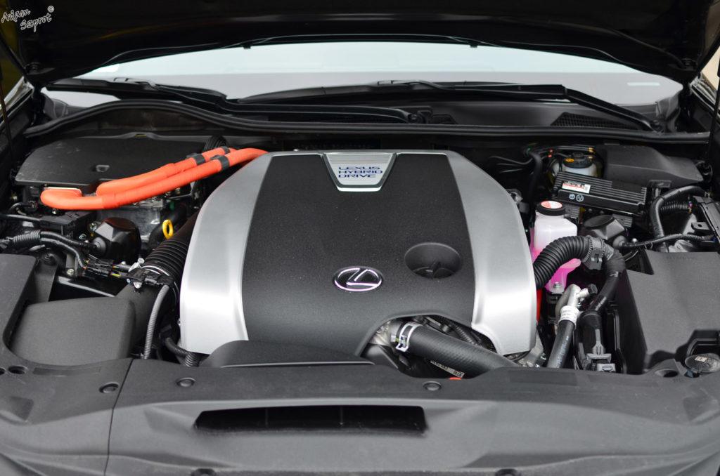 Test Lexus GS450h F-Sport, silnik, opisy samochodów i supersamochodów, blog samochodowy, blog motoryzacyjny