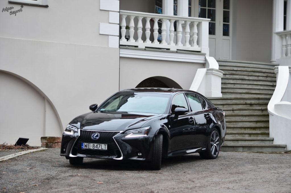 Test Lexus GS450h F-Sport, relacja z jazdy, opisy samochodów, testy motoryzacyjne, blog o motoryzacji, auta, samochody, premiey, wydarzenia.