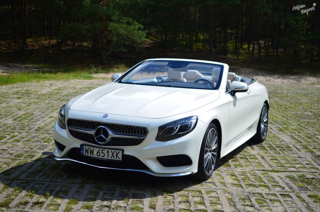 Dzień z Mercedesem – Mercedes S500 kabriolet, test mercedesa, testy samochodów, opisy supersamochodów, blog motoryzacyjny, serwis motoryzacyjny.