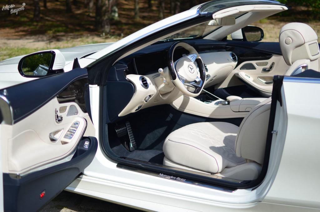 Dzień z Mercedesem – Mercedes S500 kabriolet, cabrio, coupe, luksusowe samochody, test mercedesa, testy samochodów, opisy supersamochodów, blog motoryzacyjny, serwis motoryzacyjny, premiery motoryzaycjne, strona o samochodach.