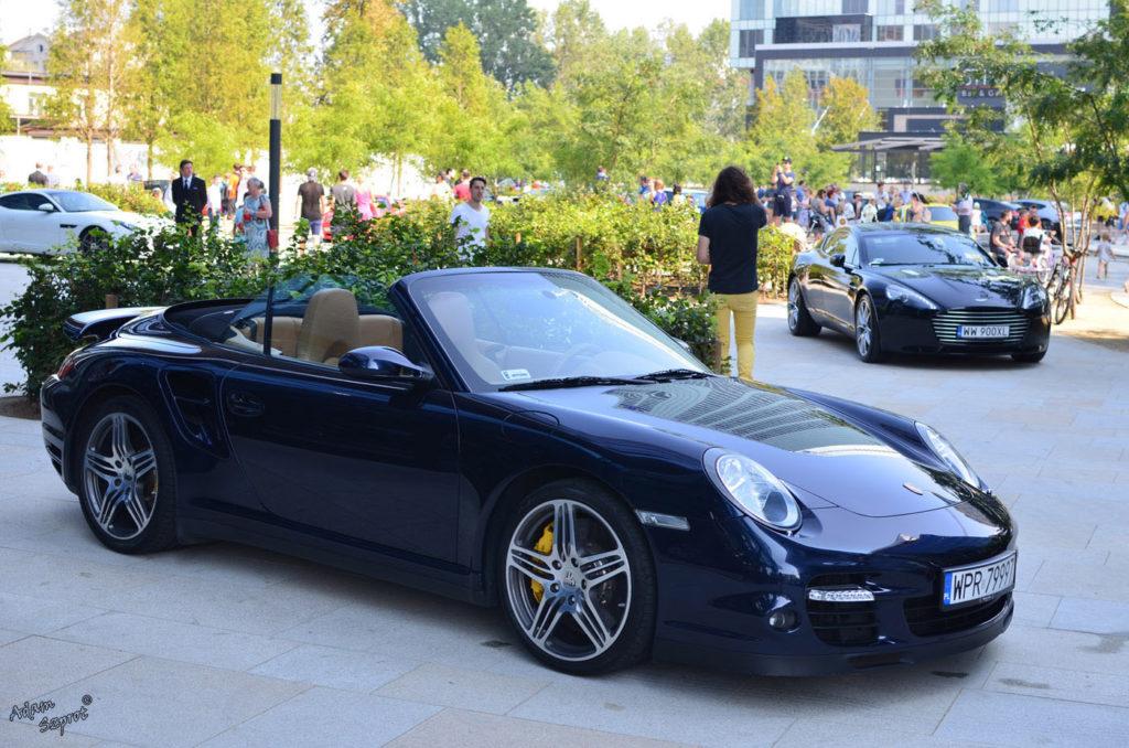 Kawa i Samochody 10.09.2016 - Porsche 911