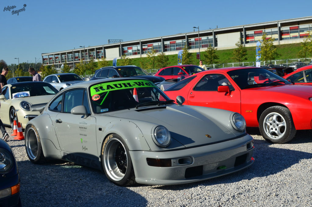 Porsche Parade 2016, blog o motoryzacji, wydarzenia motoryzacyjne, testy samochodów, porsche rwb, kawalkada porsche.