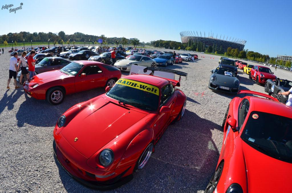 Porsche Parade 2016, wydarzenia motoryzacyjne, blog motoryzacyjny, witryna o samochodach, opisy samochodów, motoryzacja, auta.