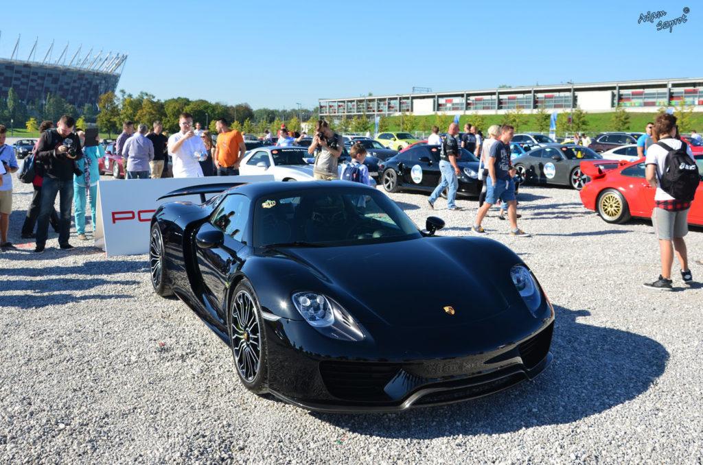 Porsche Parade 2016, blog o motoryzacji, blog o samochodach, wydarzeni amotoryzacyjne, porsche 911, porsche 918
