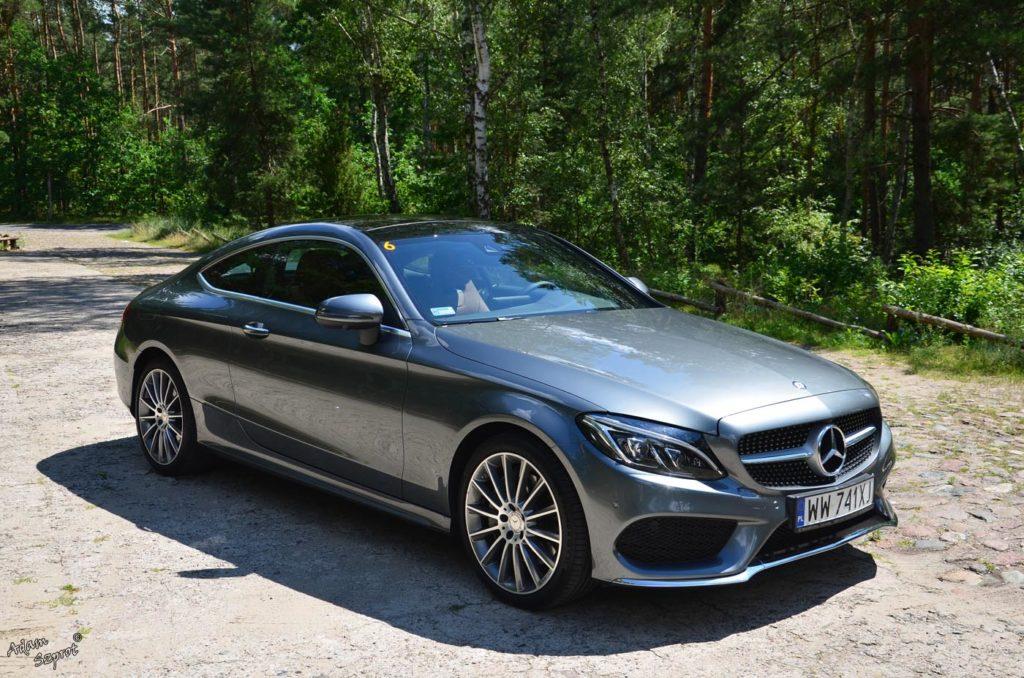 Mercedes C Coupe, testy samochodów, opisy super aut, recenzje, blog motoryzacyjny, serwis motoryzacyjny, samochody, auta, test mercedesa.