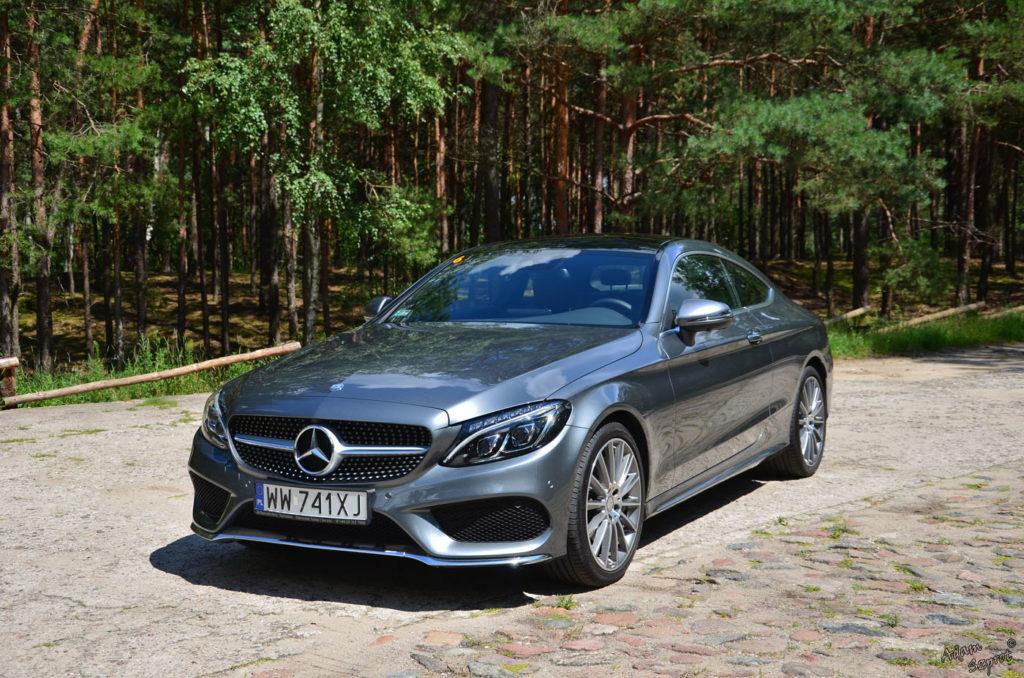 Mercedes C Coupe, testy superaut, blog motoryzacyjny, blog o samochodach, najlepszy blok, opisy samochodów, test, jazdy próbne.