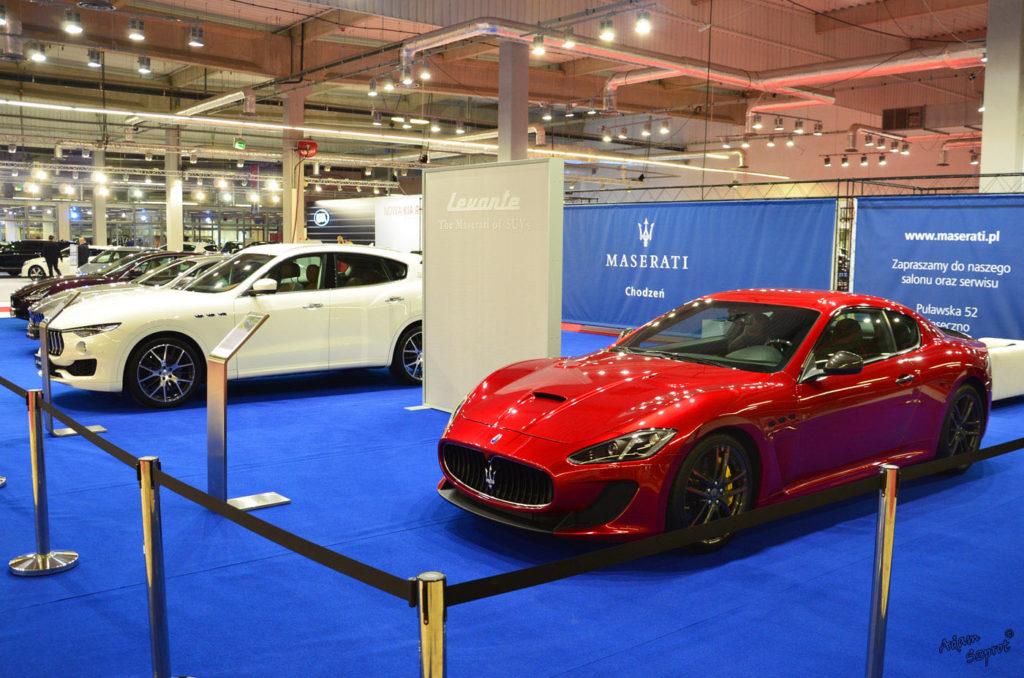 Warsaw Moto Show 2016 - targi samochodowe, relacje z targów, blog motoryzacyjny o samochodach
