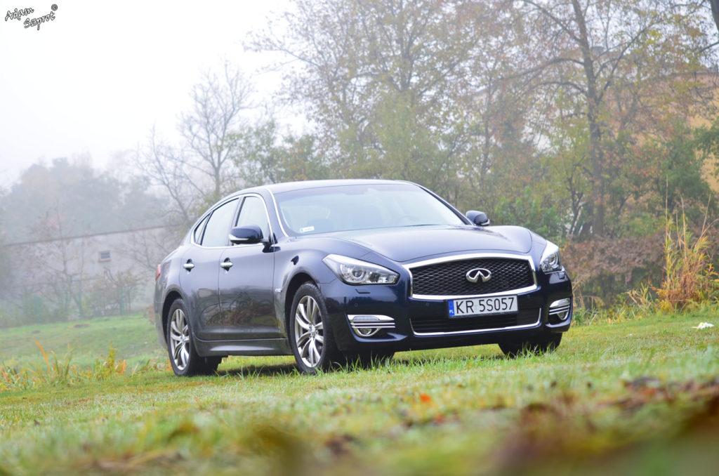 Infiniti Q70, testy samochodów, test aut, blog motoryzacyjny