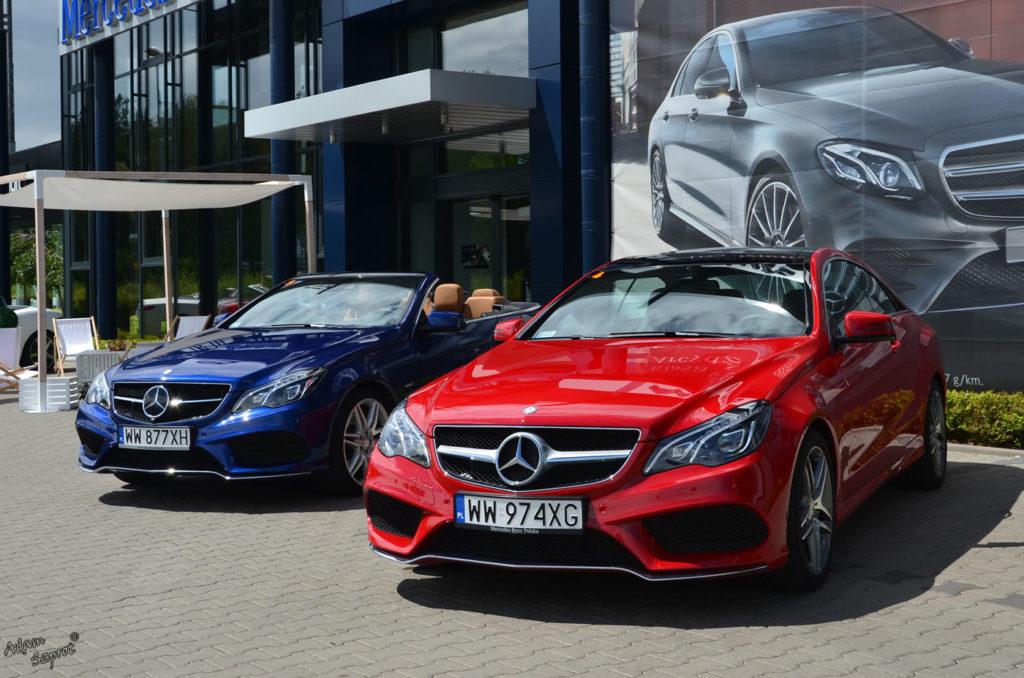 Mercedes-Benz E 250 Coupe / E 400 Kabriolet - ciekawy test samochodów, blog motoryzacyjny, blog o samochodach i autach, ciekawe opisy samochodów, strona o autach
