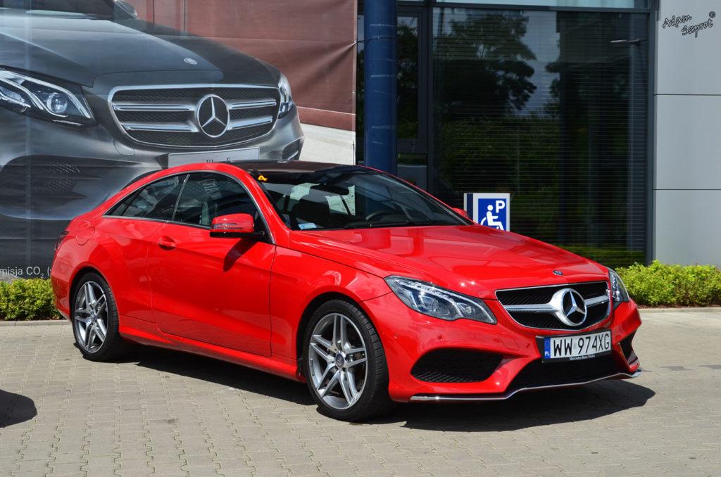 Mercedes-Benz E 250 Coupe / E 400 Kabriolet - ciekawy test samochodów, blog motoryzacyjny, blog o samochodach i autach, ciekawe opisy samochodów, strona motoryzacyjna