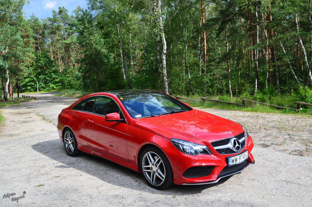 Test dwóch Merców: Mercedes-Benz E 250 Coupe / E 400 Kabriolet, testy samochodów, blog motoryzacyjny, strona z recenzjami, opisy superaut, mercedes